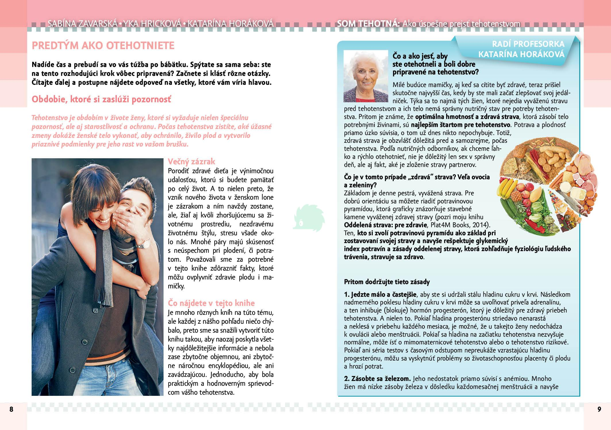 1a318c3068188 Knihy | Som tehotná | Zelený ježko - kníhkupectvo